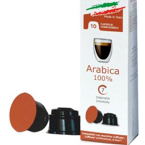 100% arabica – Dolce Vita, compatible Caffitaly®