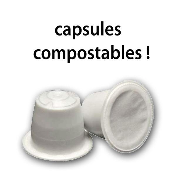 Compostable – Dolce Vita, compatible Nespresso®