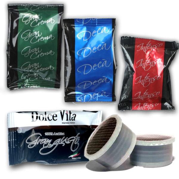 Dégustation – Dolce Vita, compatible Lavazza Point®
