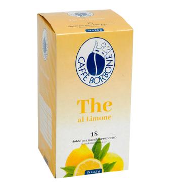 Thé citron – Borbone, dosettes