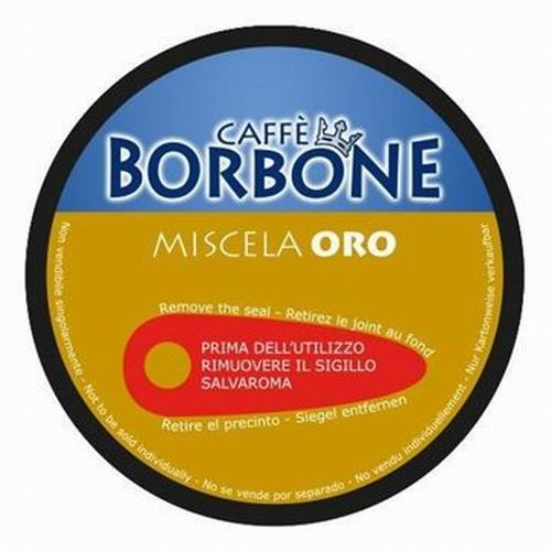 Or – Borbone, compatible Dolce Gusto®