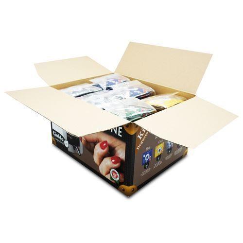 Kit de dégustation – Borbone, expresso pads