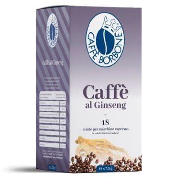 Café au ginseng – Borbone, dosettes