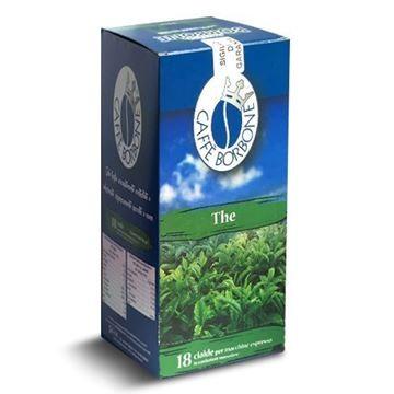 Thé vert – Borbone, dosettes