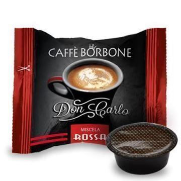 Rouge – Borbone, compatible Lavazza Modo Mio®
