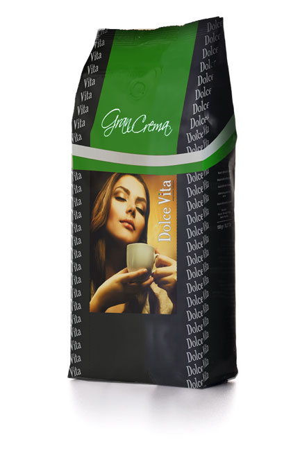 Gran Crema – Dolce Vita, café en grains