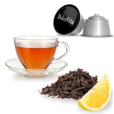 Thé noir citron – Dolce Vita, compatible Dolce Gusto®