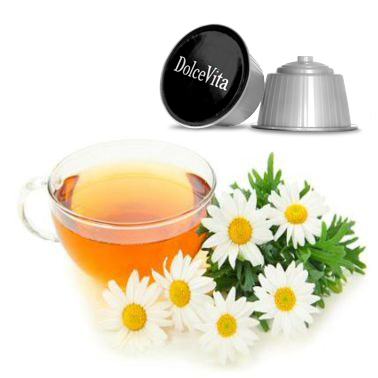 Tisane camomille – Dolce Vita, compatible Dolce Gusto®