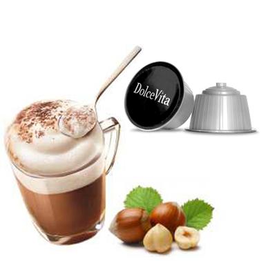 Café Noisette Light – Dolce Vita, compatible Dolce Gusto®