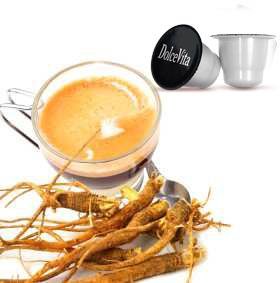 Ginseng Amer Light – Dolce Vita, compatible Nespresso®