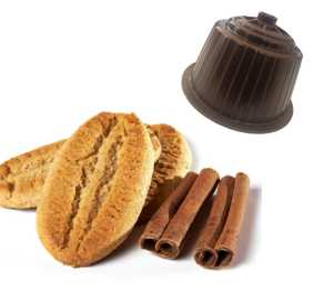 Cappuccino Biscuit et Cannelle – Dolce Vita, compatible Dolce Gusto®