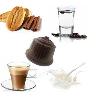 Dégustation Gourmet Brown 2 compatible Dolce Gusto®