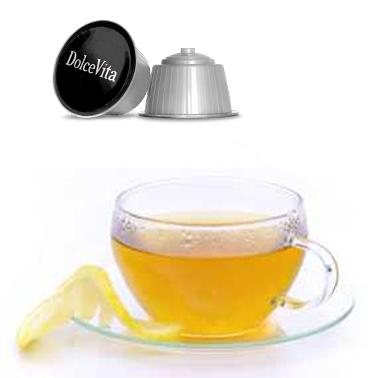 Thé sans théine – Dolce Vita, compatible Nespresso®